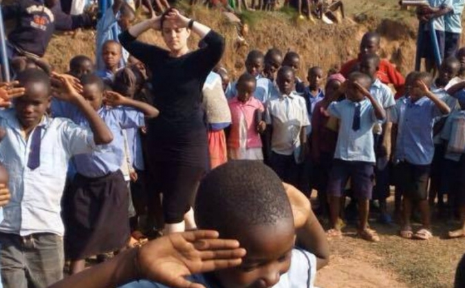 Rwanda Dance Project - support for the community