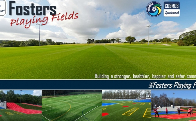 Developing Fosters Playing Fields