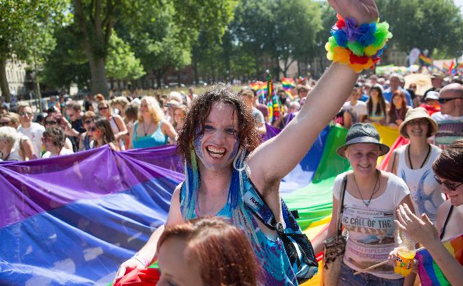 Bristol Pride Festival Support