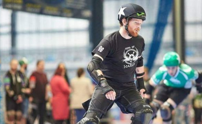Get Dale to the Roller Derby World Cup!