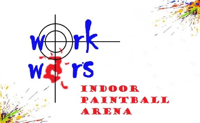 indoor paintball