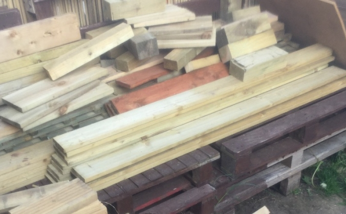The Fife Wood Recycling Project