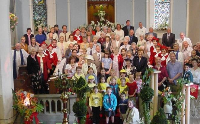 Bickerstaffe Holy Trinity Church-Our Grave Problem