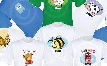 Creative educational doodle clothing for children