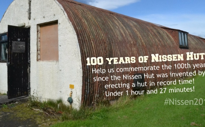 Nissen World Record 2016