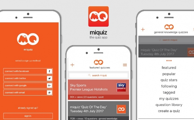 MIQUIZ - the quiz app