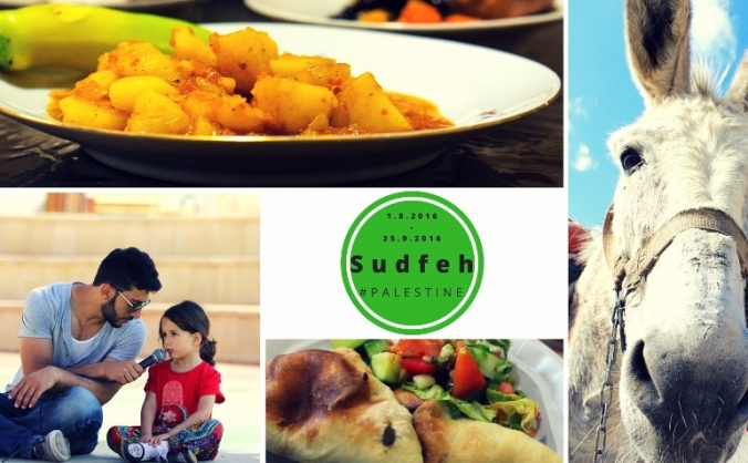 Sudfeh: Palestine's First Vegan Cafeteria