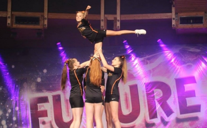 Firefly All Star Cheerleading Fundraising