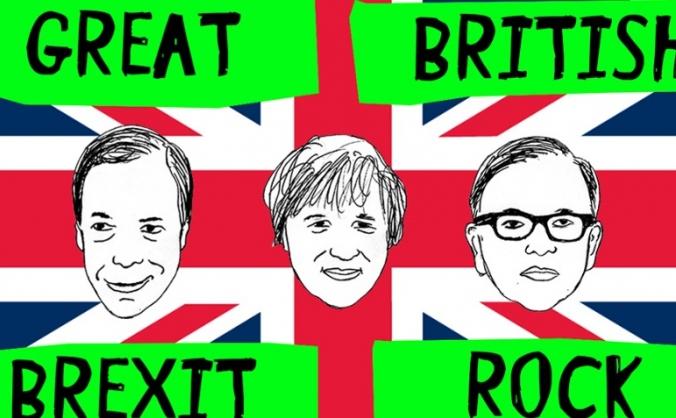 Brexit Rock