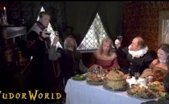 Tudor World - educational interactive displays