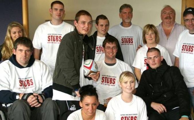STUBS - Help Our Wounded Heroes To Recover