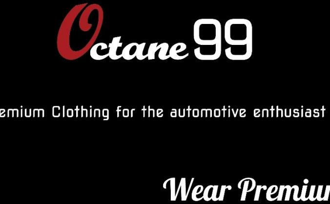 Octane 99    Premium Automotive Clothing Brand