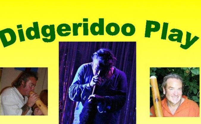 Sponsored Didgeridoo Play in Shropshire