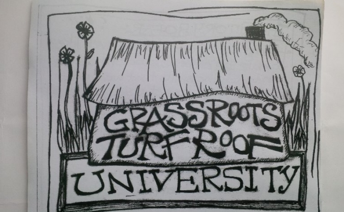 The GrassRoots TurfRoof University