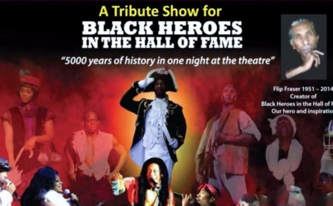 Tribute show for Black Heroes