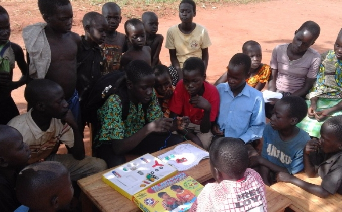 ICT DEVELOPMENT IN Rural areas of Uganda