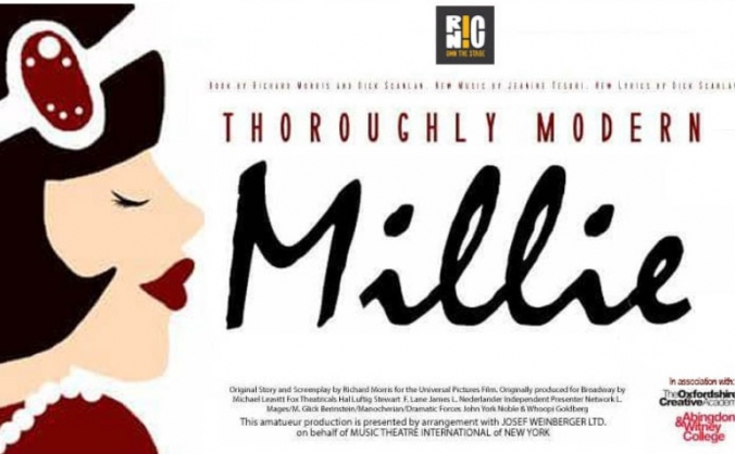 Thoroughly Modern Millie - RicNic Oxford 2016