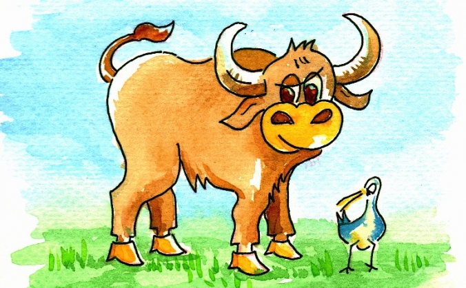 The Buffalo and the Cowbird