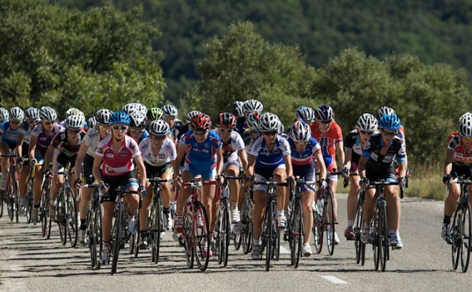 International Friends of the Ardeche Cycling Team