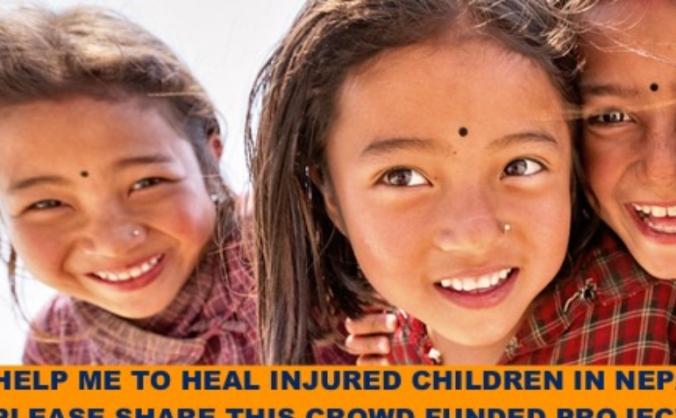 Help Me Help Nepal