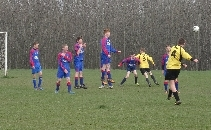 U15 Horsforth St Margarets Mustangs Football Club