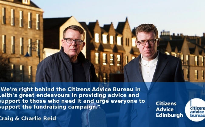 Keep Citizens Advice Edinburgh in Leith