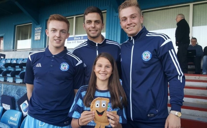 Forfar Athletic - Lets get Physical!