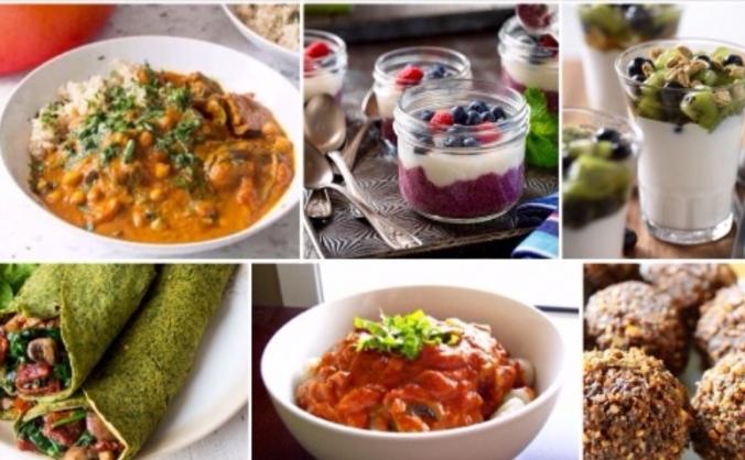 Gmeal Healthfood Project