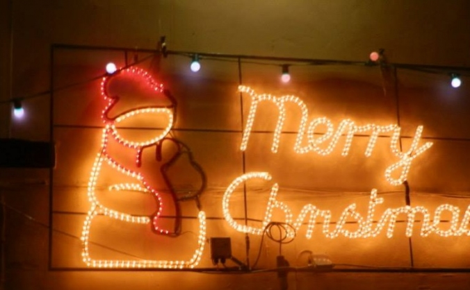 Roberttown Christmas Lights Appeal