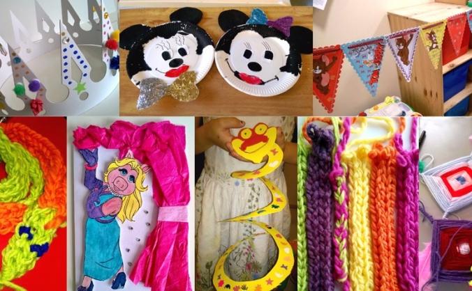 Creative Paediatrics A and E Workshops