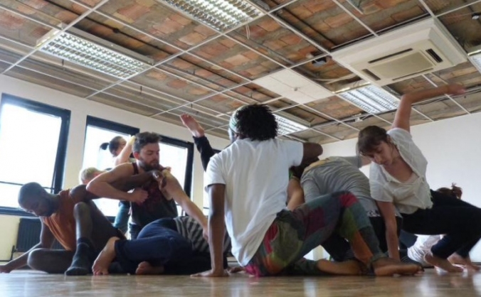 The New Space Movement Intensive