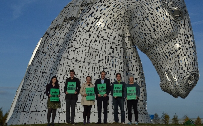 Falkirk Greens Council Campaign