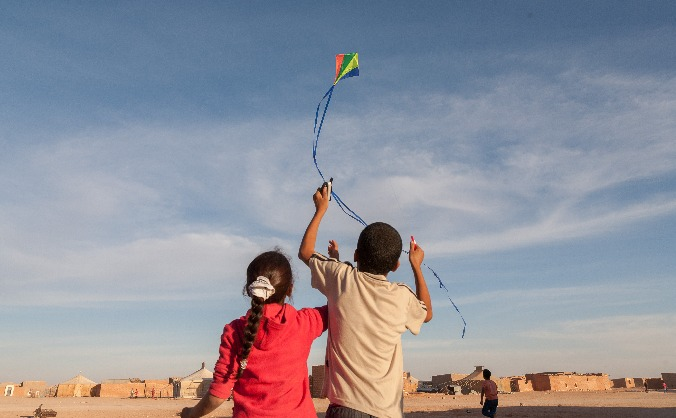 'Take Flight' A Saharawi Refugee Theatre Project