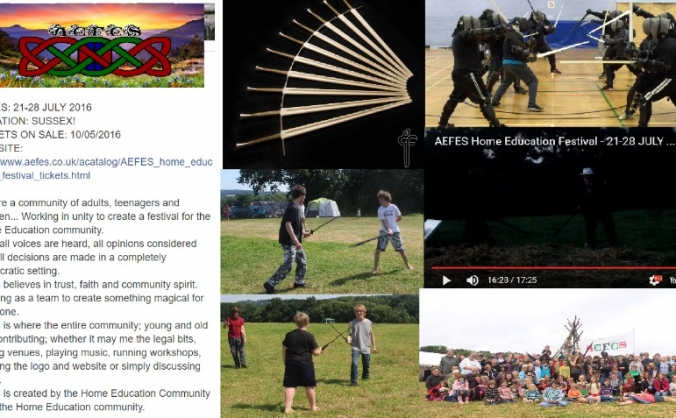 Home Educational Community Sword Fighting Workshop