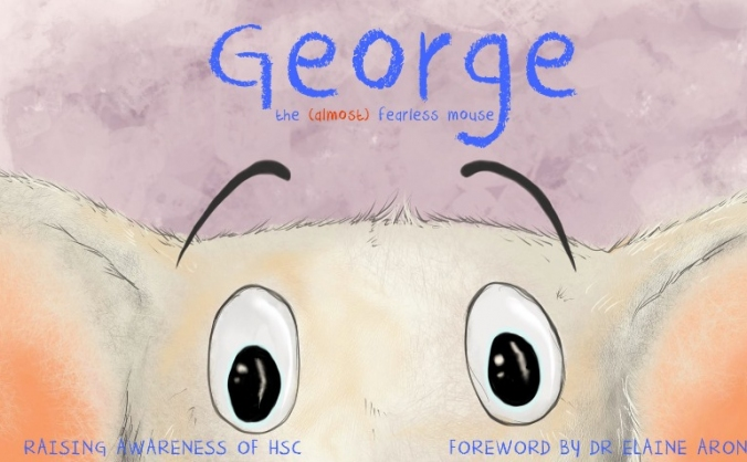 George the (Almost) Fearless Mouse