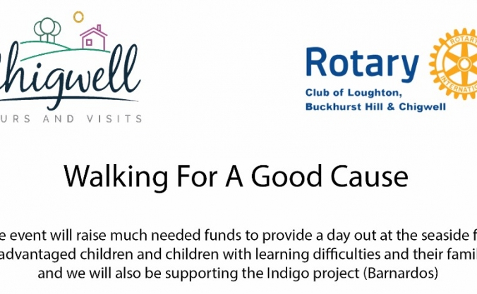Sponsored Walk - Walking for a good cause