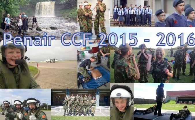 Penair School CCF