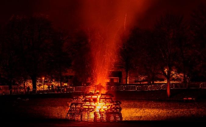CPCA Annual Bonfire & Fireworks Event 2016