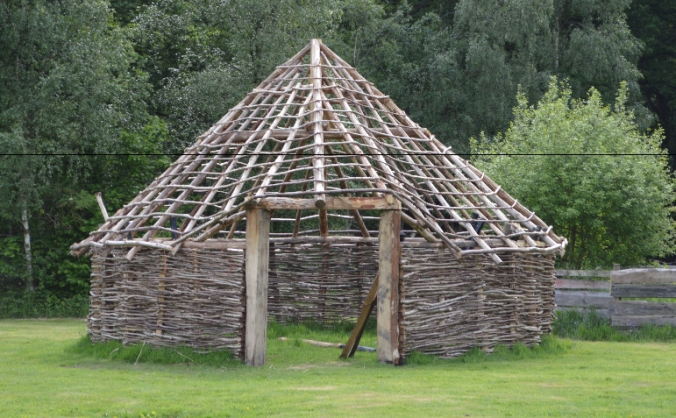 Thatch a Roundhouse!