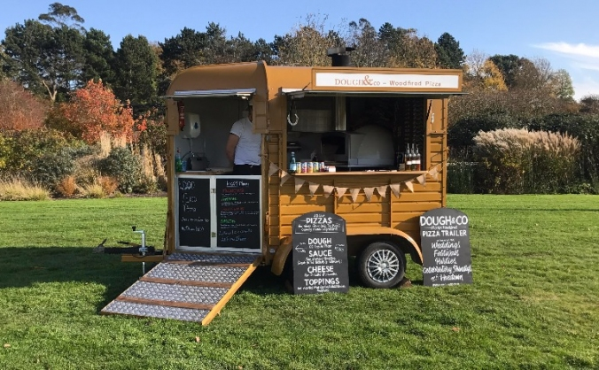 Expand DOUGH&co - Fresh Italian Mobile Catering