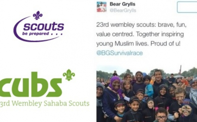 23rd Wembley Cub Scouts do BG Survival Race 2016!