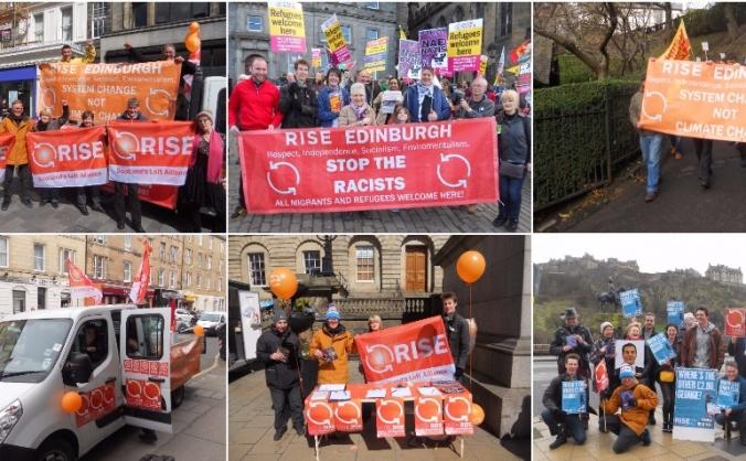 RISE Lothians Fundraising