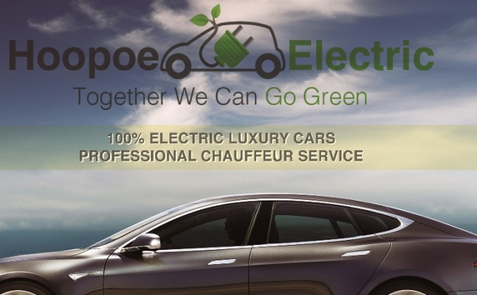 Hoopoe Electric-Together We Go Green