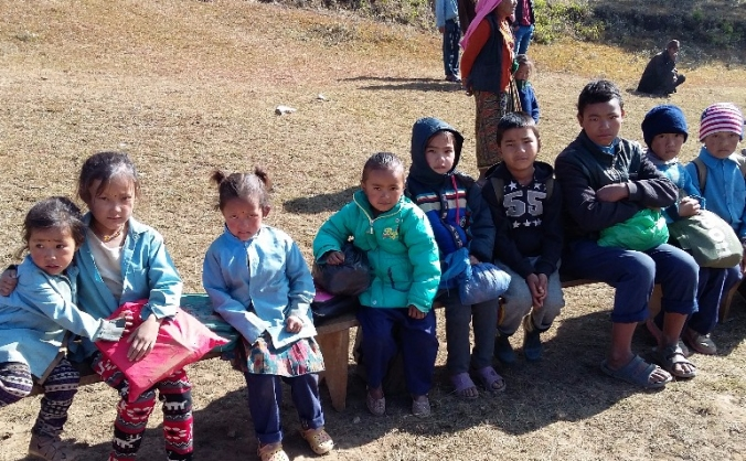 Nepal Schools Solar Power Project