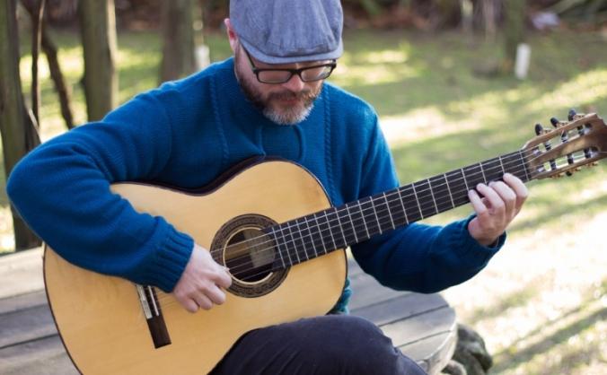 Album Latin Guitar Connections - Thiago Colombo