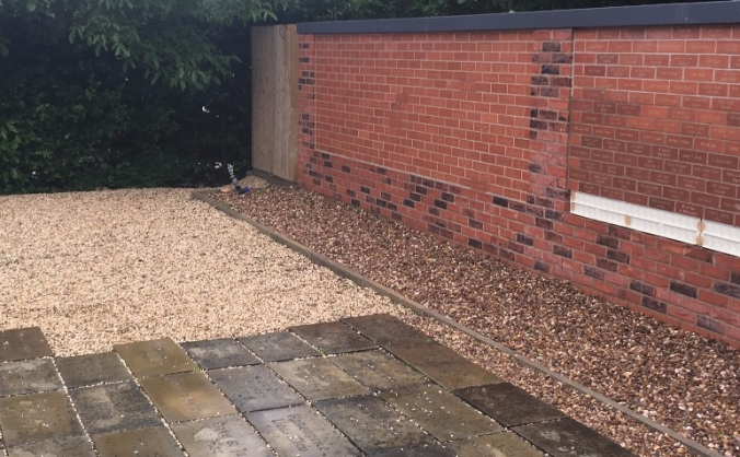 St Andrew's Hospice Garden of Contemplation