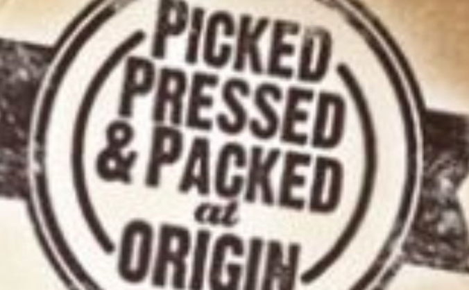 Promoting Picking Pressing and Packing at Origin