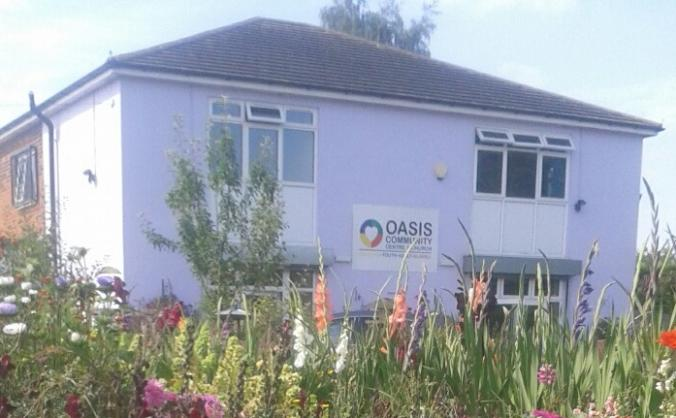 OASIS Community Centre -  Buying the Site!