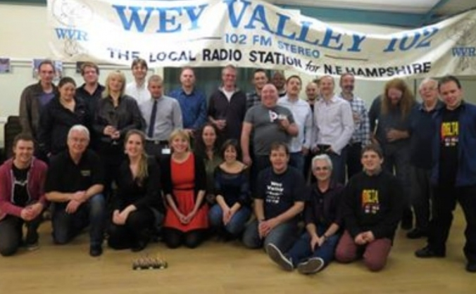 WeyValleyRadio  Alton Start up costs appeal