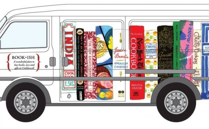 The Book-ish Book Bus